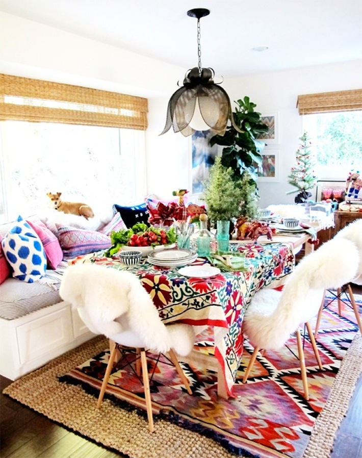 Boho Style In The Interior Luxury