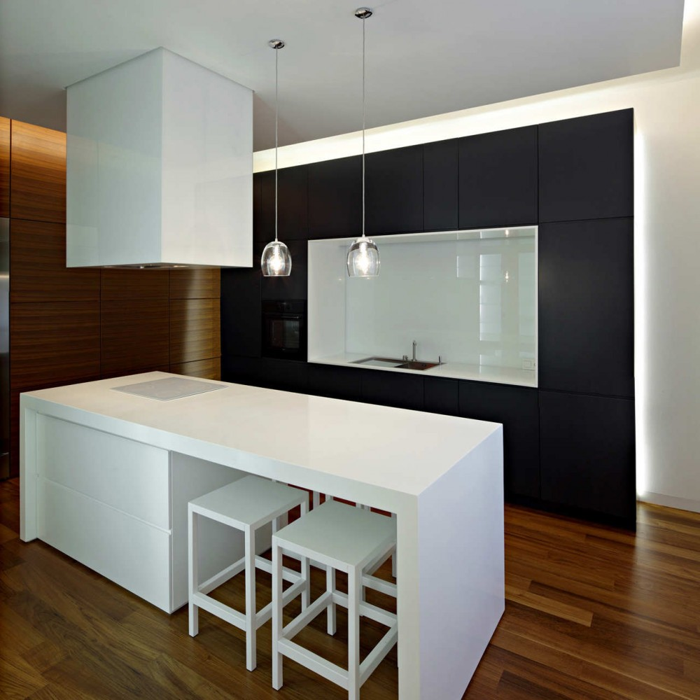 reative partment Design: Living and sleeping areas exist in ... - ^